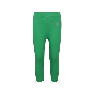 Twin Birds Girls Capri Leggings 2501A2 Green Grass 2-16Y