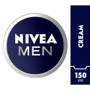Nivea Men Face, Body And Hand Cream 150ml