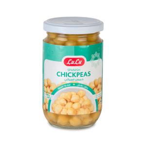 Lulu Spanish Chickpeas 300g