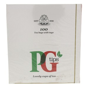 PG Tips Lovely Cups Of Tea 100 Tea Bags