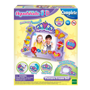 Aquabeads 3D Picture Frame Set 31365