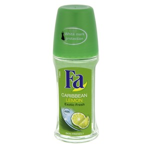 Fa Caribbean Lemon Exotic Fresh Deo 50ml
