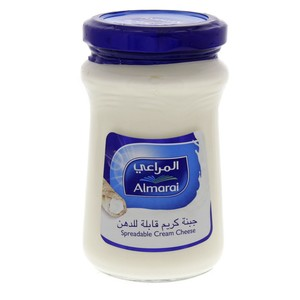 Al Marai Spreadable Cream Cheese Full Fat 200g