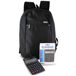 Targus Laptop Backpack  15.6inch + Casio Calculator DZ-125