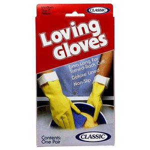 Classic Loving Gloves Medium 1 Pair