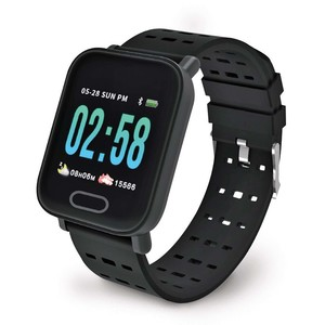 Ikon Smart Watch IK-SB25 Black