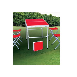 Royal Relax Picnic Foldable Table with Chair YF25DC
