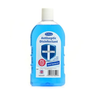 Dr Johnson's Antiseptic Disinfectant Anti Bacterial 500ml