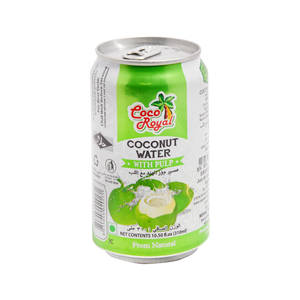 Coco Royal Coconut Water with Pulp 310ml