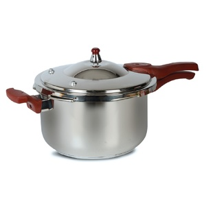 Dessni Stainless Steel Pressure Cooker 1230 9Ltr