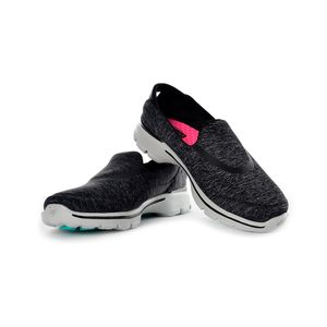 Skechers Women's Sports Shoes 14038BKGY BlackGrey