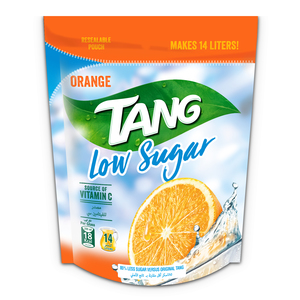 Tang Orange Low Sugar 350g