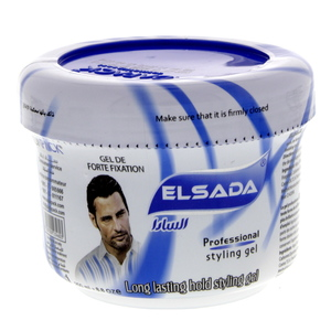 Elsada Professional Styling Gel Blue 250ml