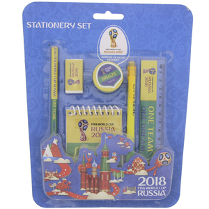 Fifa Stationery 6s Set Brazil 83-255