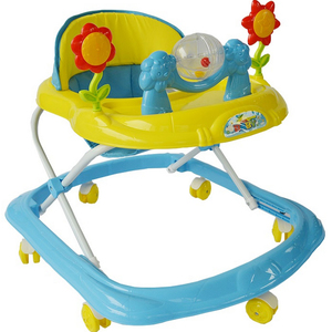 First Step Baby Walker 903 Blue