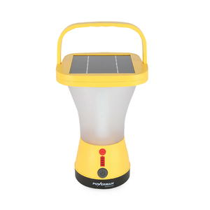 Powerman Built-in Portable Solar Lantern Lamp PSL080