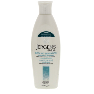 Jergens Body Lotion Cooling Sensation 200ml