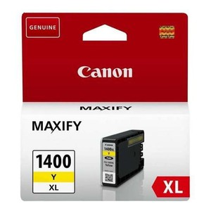 Canon 1400xl Yellow Ink Cartridge
