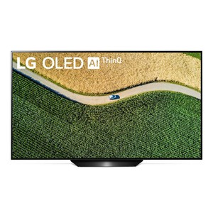 LG 4K Ultra HD Smart OLED TV 65B9PVA 65""