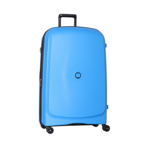 Delsey Belmont Plus 4Wheel Hard Trolley 70cm Blue