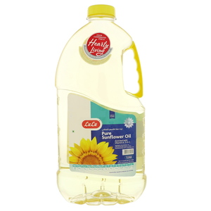 Lulu Pure Sunflower Oil 3Litre