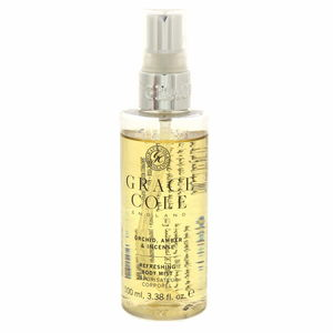 Grace Cole Refreshing Body Mist Orchid, Amber And Incense 100ml