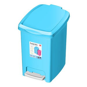JCJ Pedal Bin 2143 Assorted Colour 10Ltr 1pc