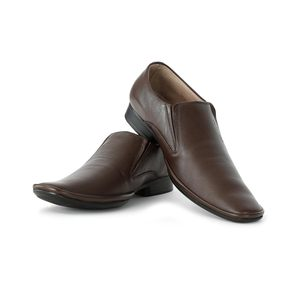 Doc&Mark Men's Formal Shoes 321BN Brown