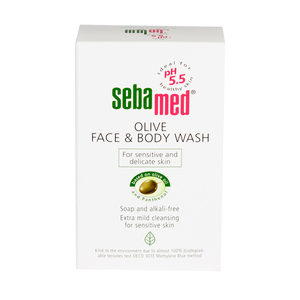 Sebamed Olive Face And Body Wash 200ml