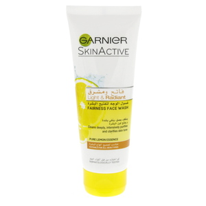 Garnier Face Wash Light 100g
