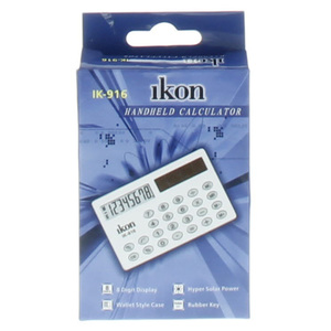 Ikon Handheld Calculator IK-916