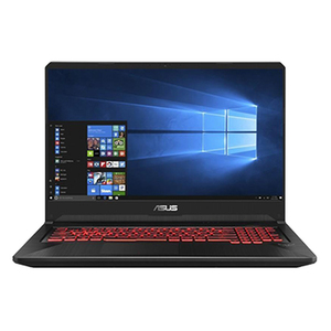 Asus TUF Gaming Notebook FX705GE-EV214T Core i7,16GB RAM,1TB HDD,256GB SSD, Black