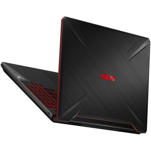 Asus Notebook FX505GD-BQ138T Core i7 Black