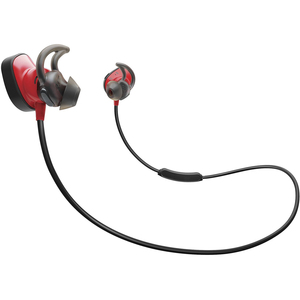Bose In-Ear Headphones SoundSport Pulse Red