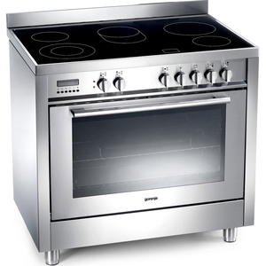Gorenje Electric Cooking Range ECP97393AX 90x60 5Burner