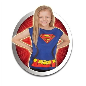 Supergirl Party Costume 33698 Size 3-6Y
