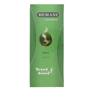 Hemani Mint Green Tea 20Bags