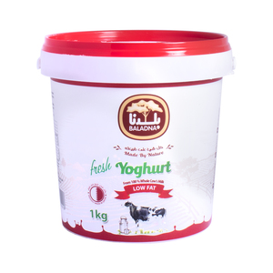 Baladna Yoghurt Low Fat 1kg