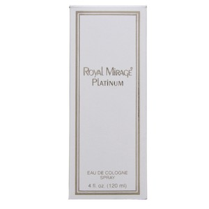 Royal Mirage Platinum 120ml