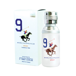 Beverly Hills Polo Club Sport 9 EDT for Men 100ml