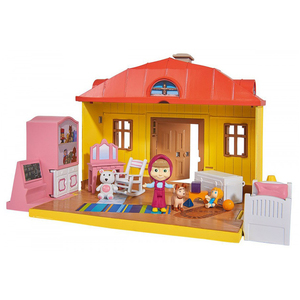 Masha And The Bear  - Masha Playset Masha's House