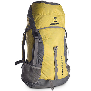 Wildcraft Camping Backpack RS2 40Ltr Yellow