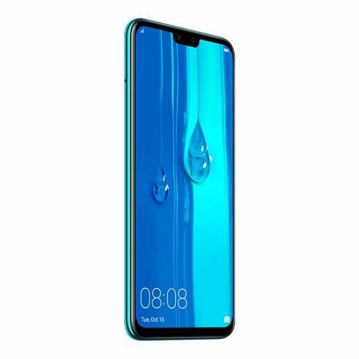 Buy Huawei Y9-2019 128GB Sapphire Blue - TV FESTIVAL - Lulu Webstore UAE