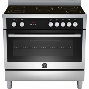 La Germania Ceramic Cooking Range TUS-9CER61LBX 90x60 5Hob