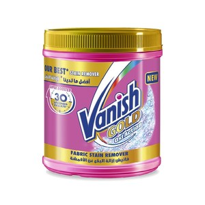 Vanish Stain Remover Oxi Action Gold Powder Pink 500g