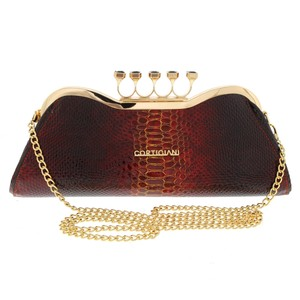 Cortigiani Clutch Party Bag For Women L6783