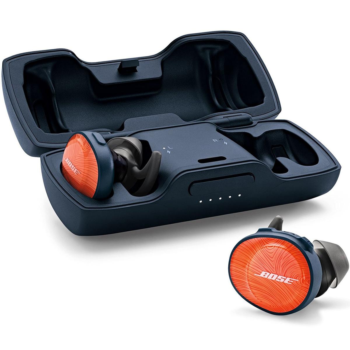 Buy Bose SoundSport Free Truly Wireless Sport Headphones