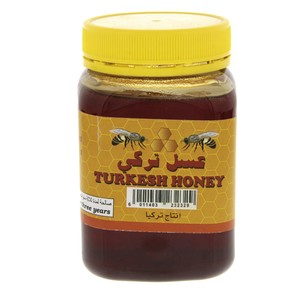 Al Sidr Turkesh Honey 500g