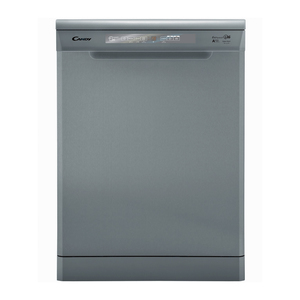 Candy Dishwasher CDP3T623DFX19 12Programs
