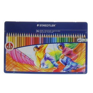 Staedtler Colour Pencil 145SPM36 36's